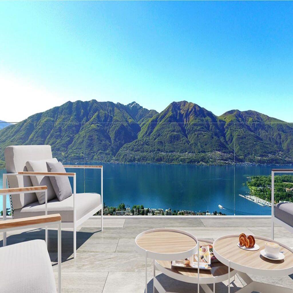 Residenza di lusso Cedrus a Minusio - Immobile di lusso in vendita - Studiogest SA